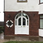 New porch Fitted Dry Rot Sheffield