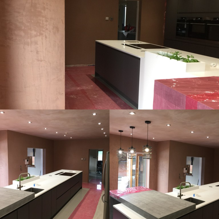 Before and After Plastering in Barnsley